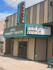 Lucas Area Community Theater