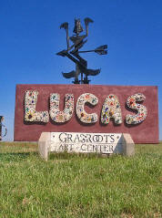 Lucas Grassroots Art Center