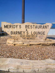 Meridy's Restaurant, Russell